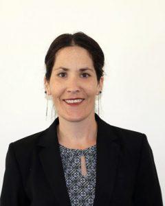 Portrait of Claire Giumelli
