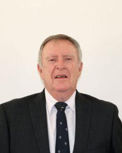 Portrait of Mike Moloney